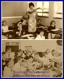 teaching collage