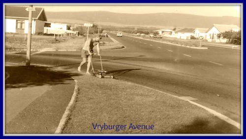 vryburger avenue in 70s